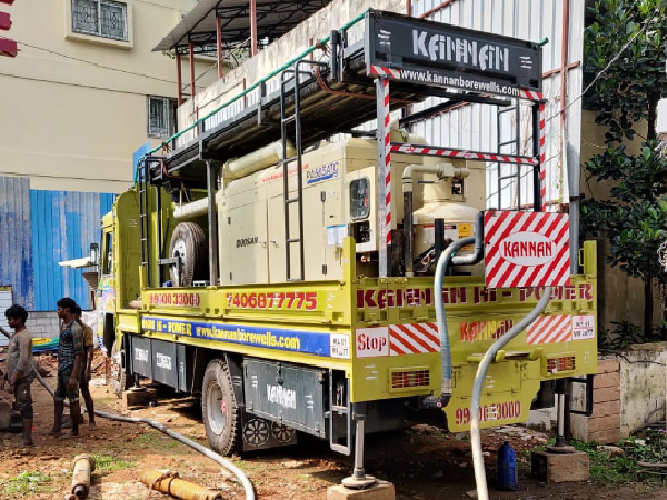 Borewell repair services bangalore
