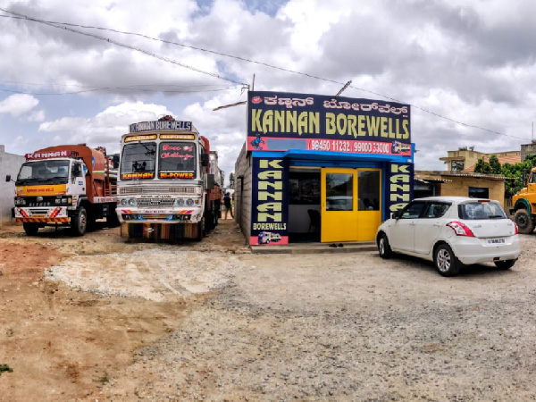 Kannan borewell head office