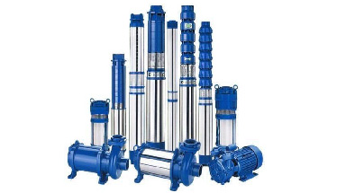 installation submersible water pumps