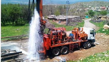 tube well drilling contractors